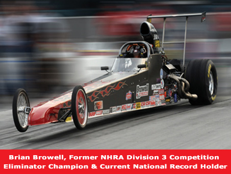 Brian Browell NHRA Division
